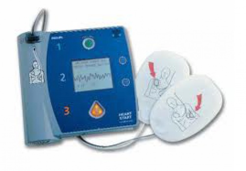 AED PHILIPS FR 2